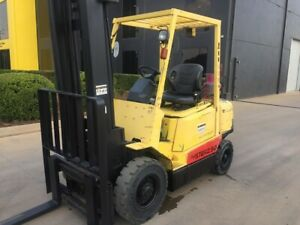 Hyster H2.50DX LPG Forklift (Stock ID:600100)