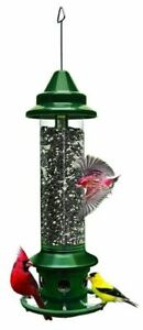 Brome Squirrel Buster Plus Wild Bird Feeder - 5.2 lbs 2.3kg 3 quarts 2.8L
