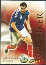 FUTERA 2010 WORLD FOOTBALL-SERIES 2- #672-FRANCE-ANDRE-PIERRE GIGNAC