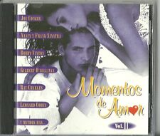 Momentos De Amor Volume 2  Latin Music CD New