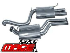 "3"" CAT BACK EXHAUST FORD FALCON BA BF BARRA BOSS 220 230 260 5.4L V8 SEDAN"