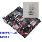 M.2 Hard Disk Fastener Anchor Buckle for ASUS B360/B450M-K Motherboard Repair