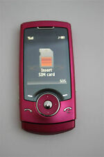 Genuine Samsung Ultra Edition II U600 - Pink (Unlocked) Mobile Phone