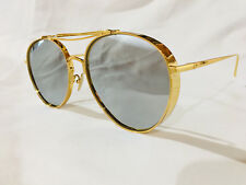 41073be1625 Authentic New Gentle Monster Sunglasses Big Bully 03 Gold Frames Sliver  Mirror