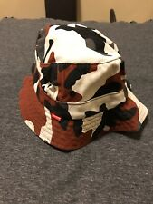 Supreme Camo Bucket Hat