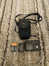 HP Photosmart R707 5.1 MP Digital Camera with 3x Optical Zoom. Camera only AS IS