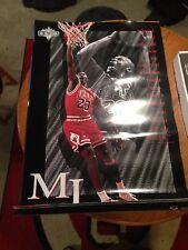 "Michael Jordan 1993 Costacos Brothers 2"" X 3"" Poster-Mj-Very Rare"