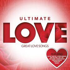 ULTIMATE...LOVE 4 CD NEU