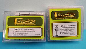 CIRCUITRON  ER-1  +  DT-2  per comandare passaggio a livello