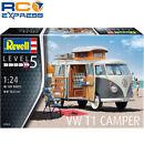 Revell 1/24 VW T1 Camper RMX807674