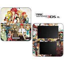 Tales of the Abyss for New Nintendo 3DS XL Skin Decal Cover
