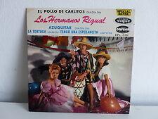 LOS HERMANOS RIGUAL El pollo de carlitos / azuquitar EPL 9024