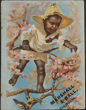 10 trade cards: Marshall & Ball, Creme Oat Meal... Lot 323