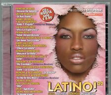 LATINO! 22 raro CD NUOVO sigill SEALED 2007 Frank Reyes Salsa Kid David Calzado