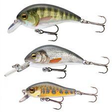 Cormoran Realfish Wobbler Set 1 - 3 verschiedene Farben u. Größen (53-00028)