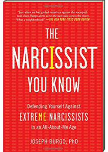 The Narcissist You Know by Joseph Burgo PhD (Paperback)