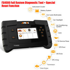 Ancel FX4000 Auto Full System Diagnostic Scanner Tool  ABS EPB Oil Service Reset