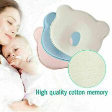 Orthopädisches Babykissen gegen Verformung Plattkopf Soft Pillow für Neugeborene