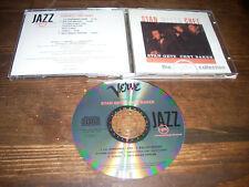 "STAN GETZ/CHET BAKER ""STAN MEETS CHET"" (1958) VERVE CD COLLECTION"