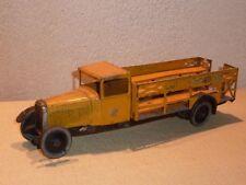 CAMION Type C4 LAITERIE MODERNE ANDRE CITROEN - LONGUEUR: 29,5 cm env. - 1/25