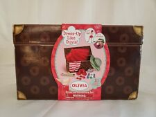 Olivia the pig Dress-Up Adventure Set Spin Master 10 Pieces New in Trunk gift