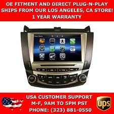 OTTO NAVI GPS RADIO CD DVD NAVIGATION IPOD PLAYER FOR HONDA 2006 ACCORD 03 04 05