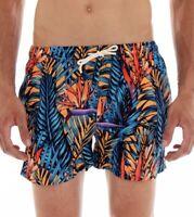 Costume Da Bagno Boxer Summer Pantaloncini Elastico Fantasia Multicolore GIOSAL