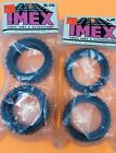 Vintage Imex 7637 7636 Mini Spike Front & Rear Hard Tires Losi Associated RC10