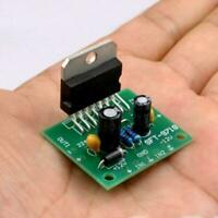 Hot DC 12V TDA7297 Amplifier Board 15W+15W Dual channel Track E6U5 Modu-A S A4F0