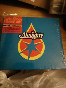 Very rare Almighty All Sussed Out (Box Set CD1 & CD2 + 5 Postcards Boxset SRALED