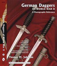 New, German Daggers of World War II V. 3, DLV/NSFK, Diplomats, Red Cross, +