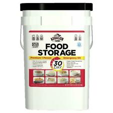 Augason Farms 1-Person 30-Day Emergency Food Supply - White