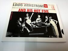 Louis Armstrong - The Louis Armstrong Story Vol.1 - The Jazz Year vol. 3 -  CD