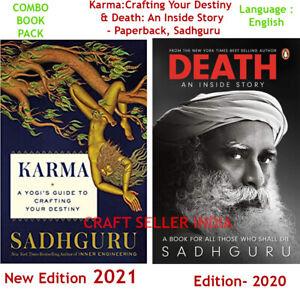 Karma:Crafting Your Destiny & Death: An Inside Story : ( Paperback, Sadhguru)