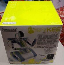 SpyKee Robot Erector - Robot électronique wifi à construire