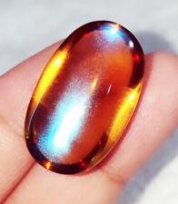 29.70 Ct Loose Gemstone Lab-Created Golden&Black Opal Translucent Australia eBay