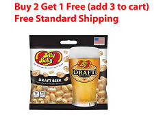 Jelly Belly Candy  Draft Beer Jelly Beans Candy Alcohol Free 3.5 oz bag #102228