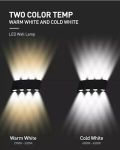 LED wall lamps aluminium / indoor wall lights Nordic sconce lamps 85 - 265 V