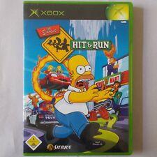 XBOX - Microsoft ► The Simpsons: Hit & Run ◄ RAR