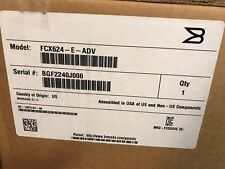 *FAC SEALED* Brocade FCX 624, 24port Managed Switch - FCX624-E-ADV