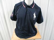 Polo By Ralph Lauren U.S. Tennis Open 2010 Official 2Xl Collar Polo Shirt Preown