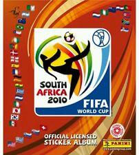 Panini WM 2010 40 Sticker aussuchen aus fast allen