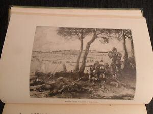 """6607 WW1 ORIGINAL GERMAN REICHSARCHIV """" MARNE 1914 pt 3 section 2 """" cir 1928"""
