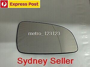 RIGHT DRIVER SIDE MIRROR GLASS for HOLDEN ASTRA (AH) 2005 - 2009 (with line)