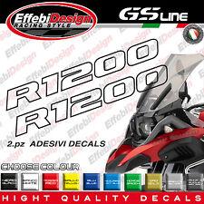 Adesivi Stickers BMW MOTORRAD R 1200 1150 GS ADVENTURE SERIES R WORLD LOGO NEW