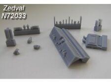 1/72  ZEDVAL_N72033 Panzer dozer snowplow TBS-86. For T-72, T-80, T-90