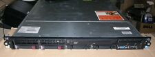 HP Proliant DL360 G6 Intel 2 X QC X5550 2.67GHz 32GB RAM 4 X 146 HD 2 XP/S 1 RU