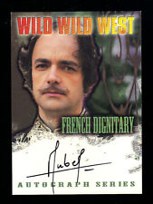 AUTO Wild Wild West movie - A11 Christian Aubert autograph