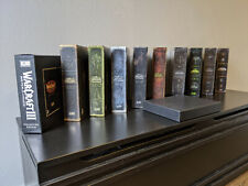 World of Warcraft Collector's editions full set w/ autographs and added bonuses!