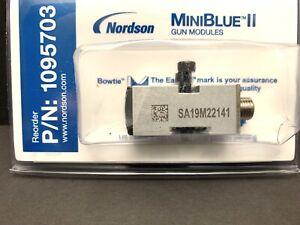 New Nordson SA13A MiniBlue II Gun Module Hot Glue P/N 1095703